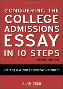 Write Your College Entrance Essay